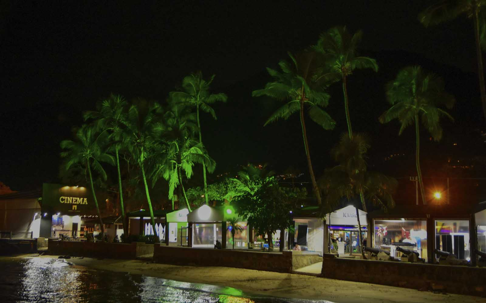 abertura semana internacional de vela de ilhabela - boat shopping 19