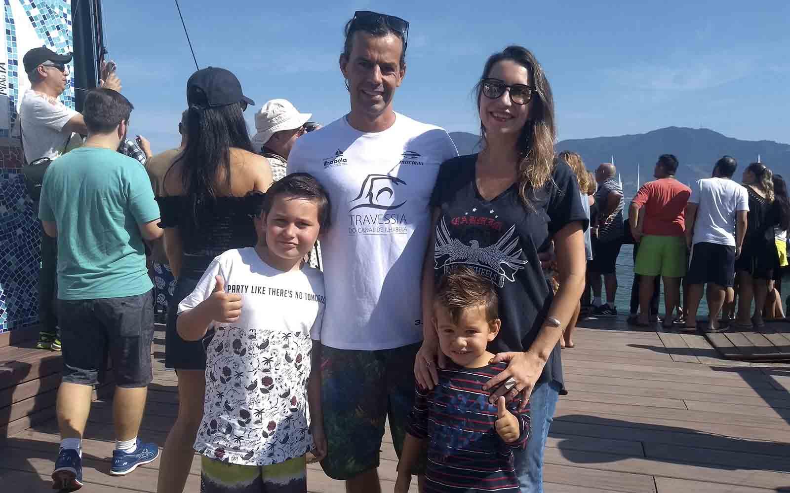 abertura semana internacional de vela de ilhabela - boat shopping 5