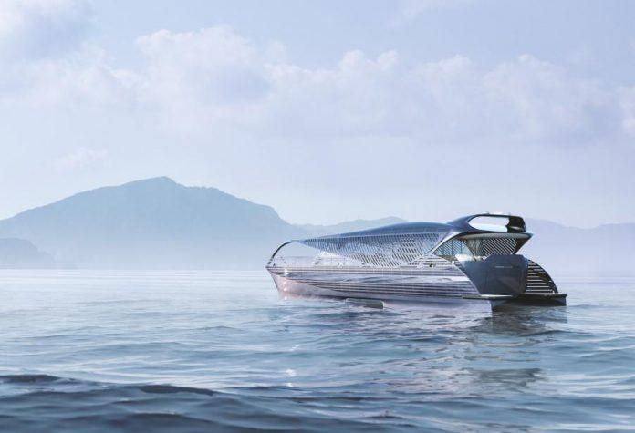 estaleiros zero emissão de carbono projeto superiate - boat shopping