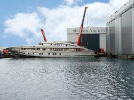 heesen 5000 aluminium class aquamarine - boat shopping