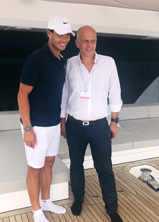rafael nadal compra sunreef 80 power catamaran - boat shopping