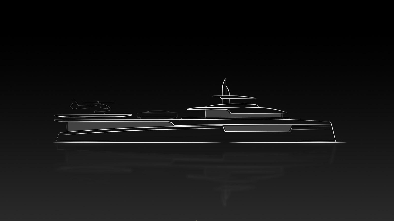 royal huisman project lotus supply vessel - boat shopping