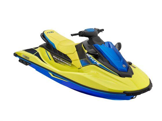 EXR yamaha - boat shopping