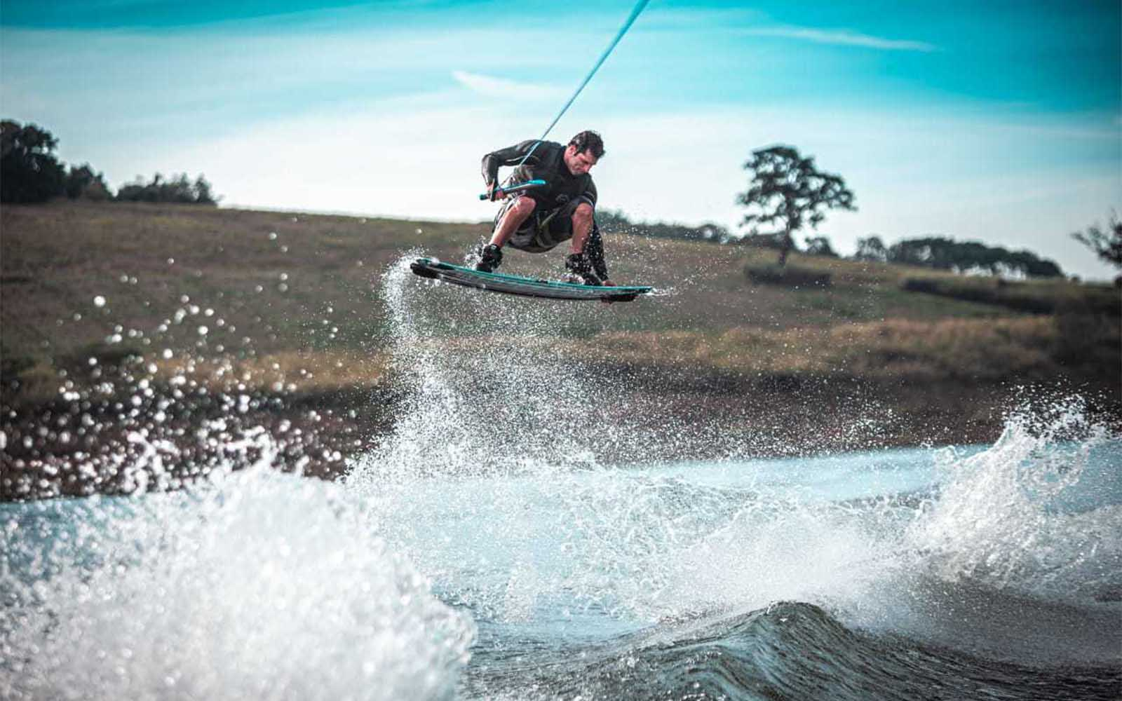 Marreco wakeboard - boat shopping