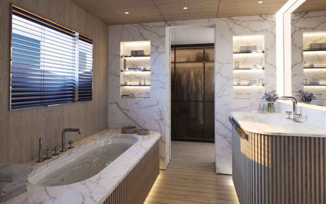 benetti yachts oasis superiate - boat shopping