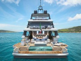 benetti yachts oasis 40m superiate - boat shopping