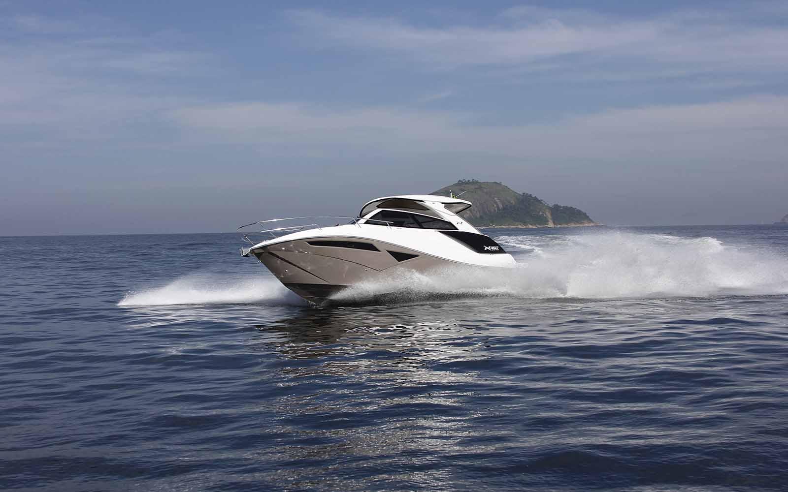 boat teste nx 360 sport coupé - boat shopping 3