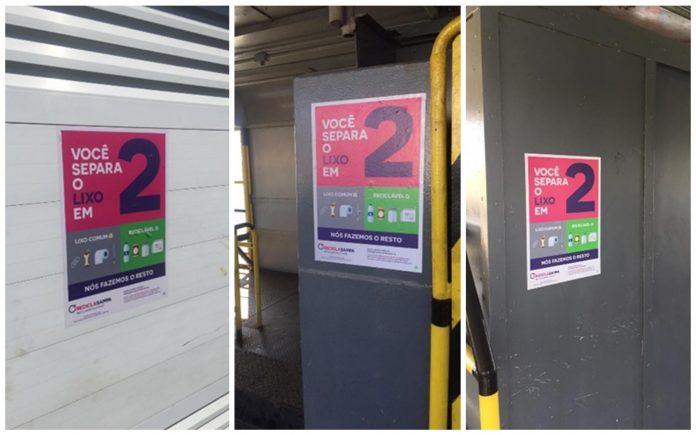 campanha recicla sampa represa billings - boat shopping