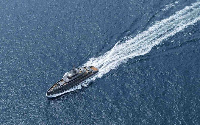 heesen superiate erica - boat shopping