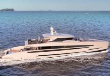horizon yachts superiate fd125 - boat shopping