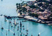 Mundial de Spine ilhabela 2019 - boat shopping