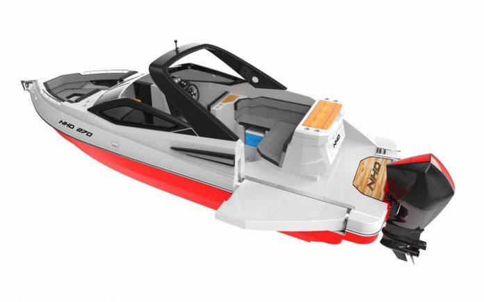 nova nhd 270 motor de popa - boat shopping