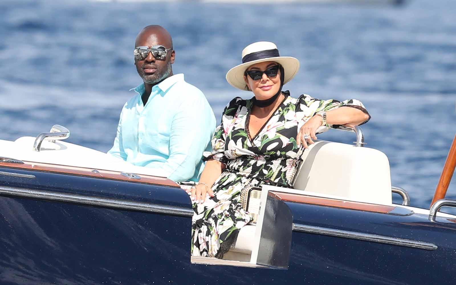 superiate kylie jenner - boat shopping