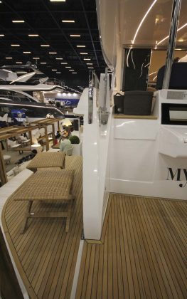 Intermarine 24M - boat shopping