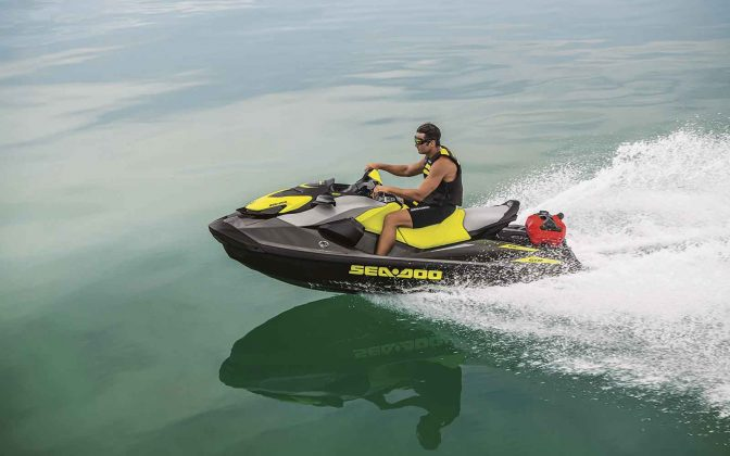 Sea doo gtr 2020 - boat shopping 1