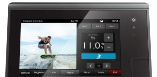 Volvo Penta Water Sport Control - boat shopping