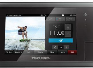 Volvo Penta Water Sport Control - boat shopping