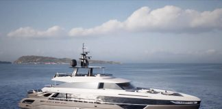 azimut trideck 38 metros cannes yachting festival - boat shopping
