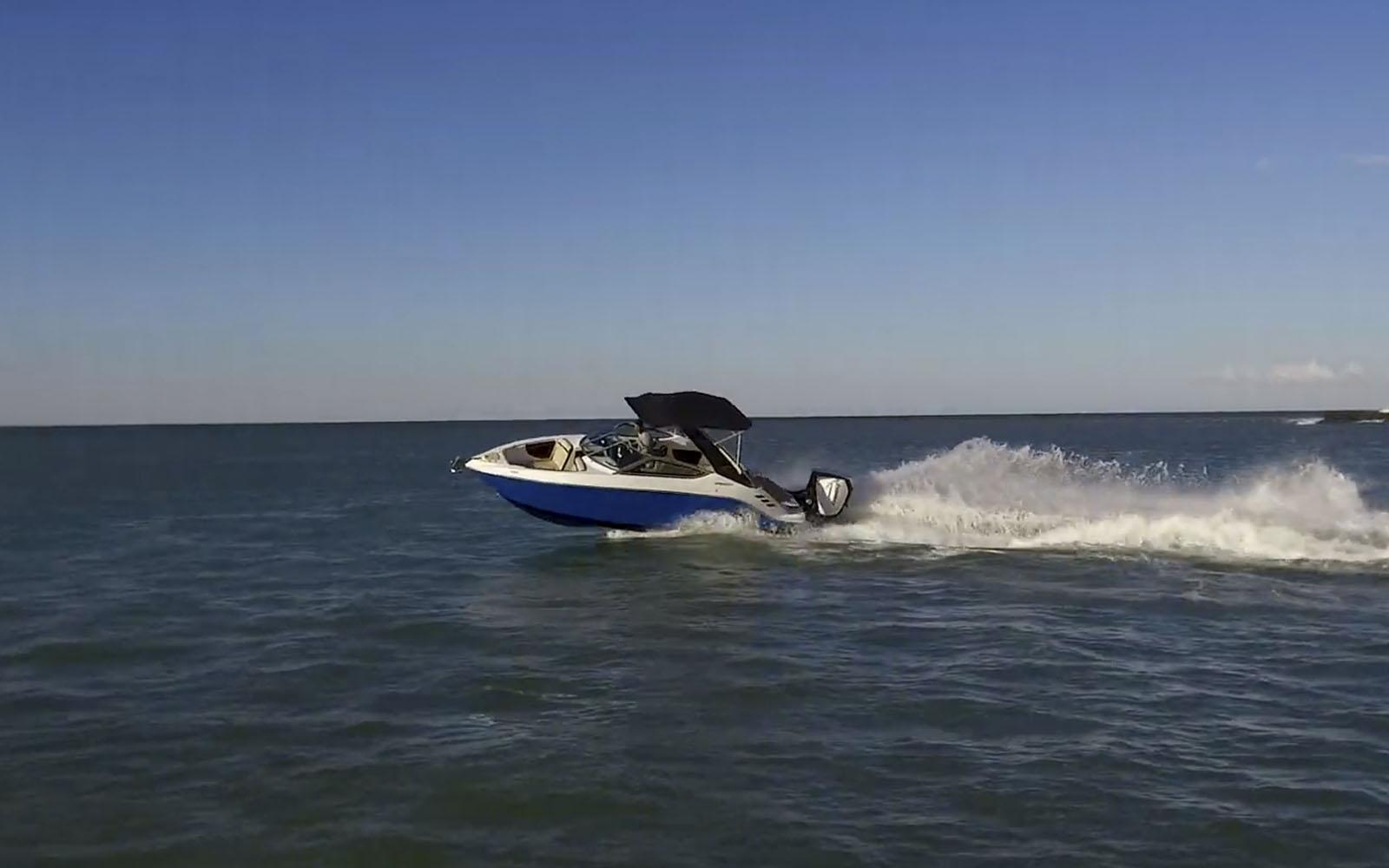 boat teste fibrafort gto -boat shopping