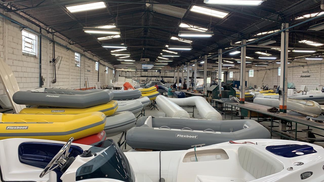 fábrica flexboat - boat shopping