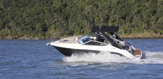 fibrafort focker 242 gtc boat teste - boat shopping 38