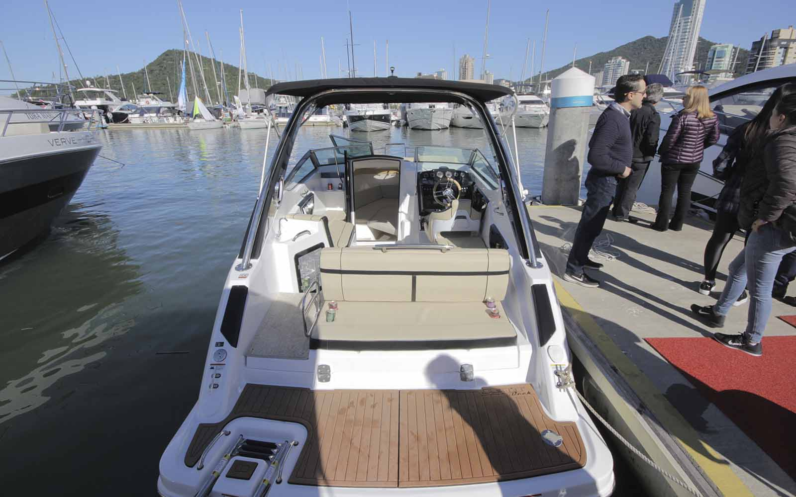 fibrafort focker 242 gtc boat teste - boat shopping 38