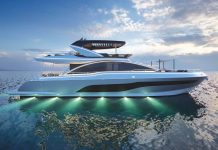 intermarine 24 metros - boat shopping