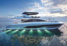 intermarine 24 metros - boat shopping
