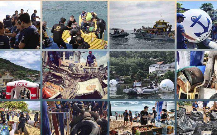 limpeza dos mares acatmar - boat shopping