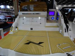nx 400 ht - boat shopping