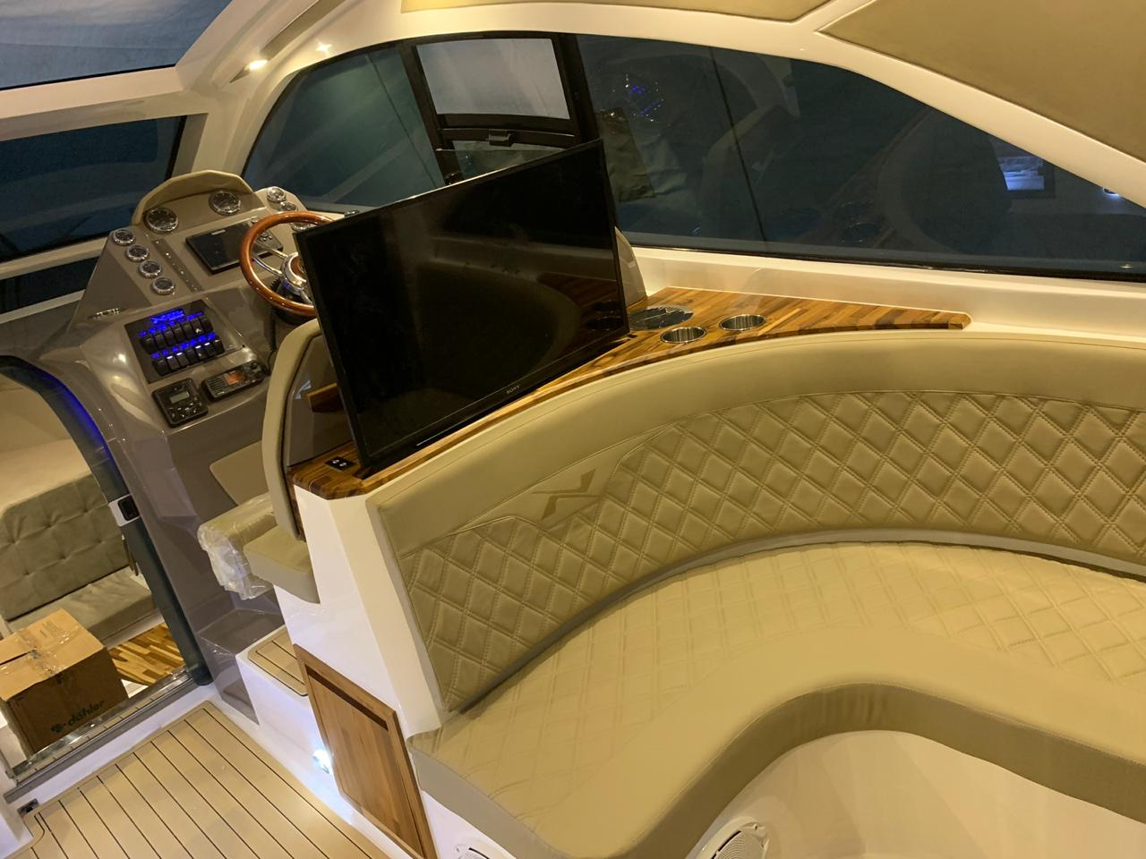 nx400 ht horizon - boat shopping