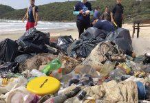 projeto limpeza dos mares 100 toneladas de lixo - boat shopping 6