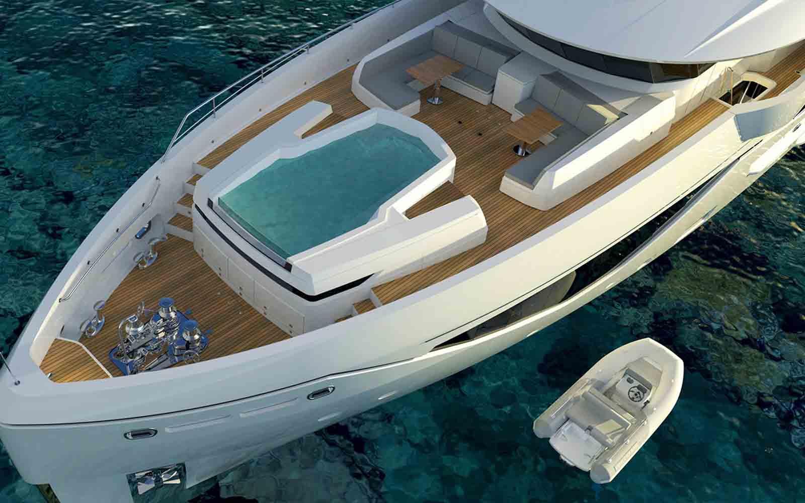 sunseeker 133 superyacht - boat shopping 1
