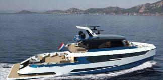 yacht blue angel hidrogenio - boat shopping