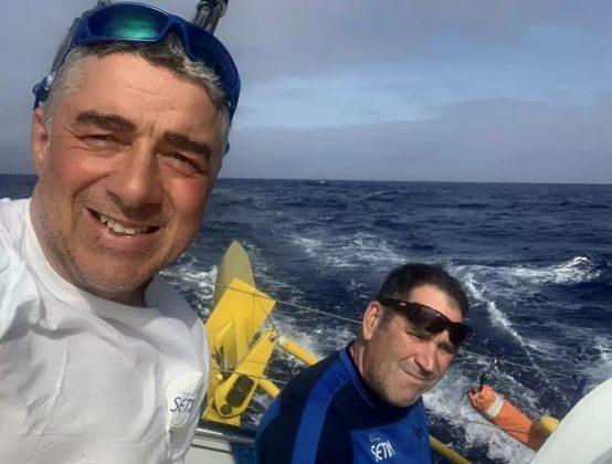 Barcos completam 25% da Transat Jacques Vabre - boat shopping