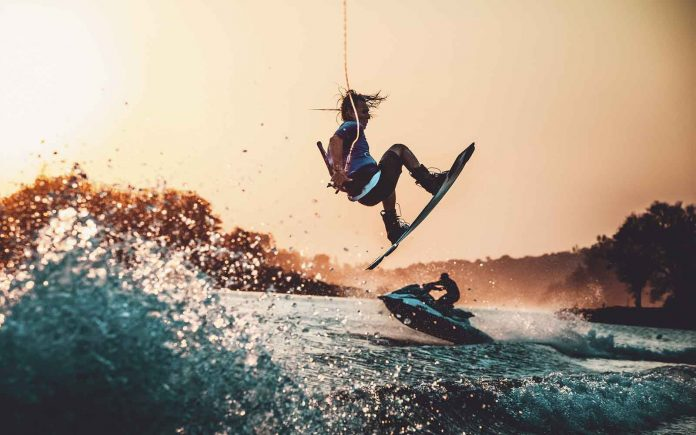 Brasil Latino Americano de Wakeboard - boat shopping