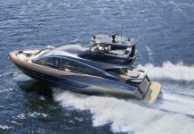 Lexus LY 650 Iate Flybridge - boat shopping