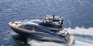 Lexus LY 650 Iate Flybridge - boat shopping