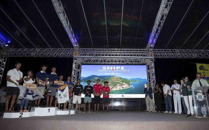Palco (Matias Capizzano) Mundial de Snipe 2019 - boat shopping