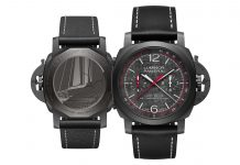 Panerai Luminor Luna Rossa Chrono Flyback - boat shopping
