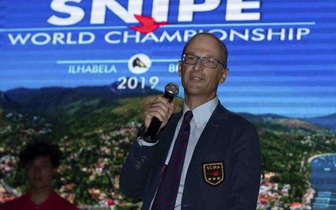 Pietro Fantonni (Matias Capizzano) Mundial de Snipe 2019 - boat shopping