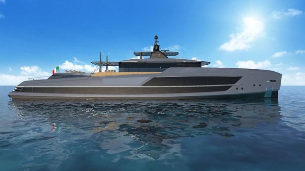 baglietto 65m v-line - boat shopping 6