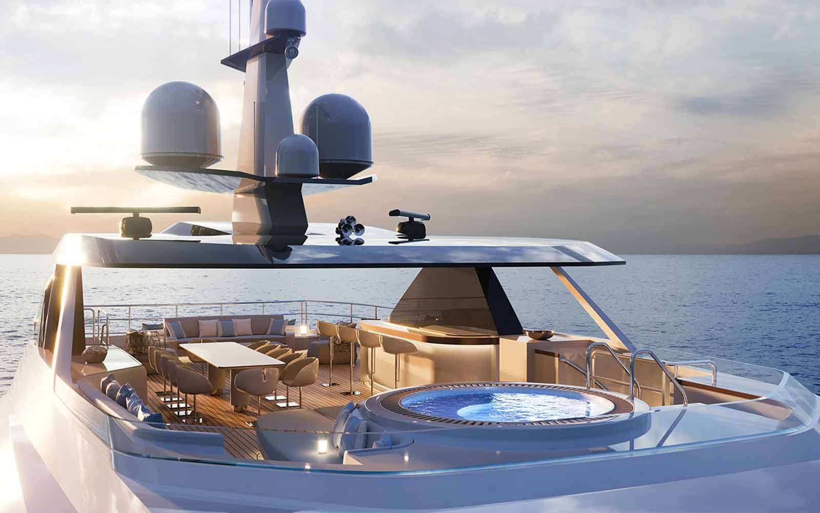heesen 5700 Aluminium Class Project Akira - boat shopping