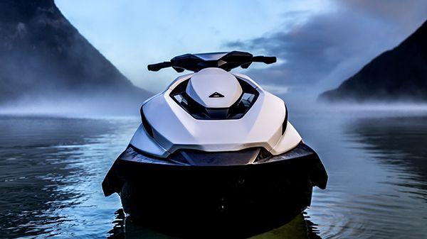 jet ski moto aquática eletrica taiga motors - boat shopping