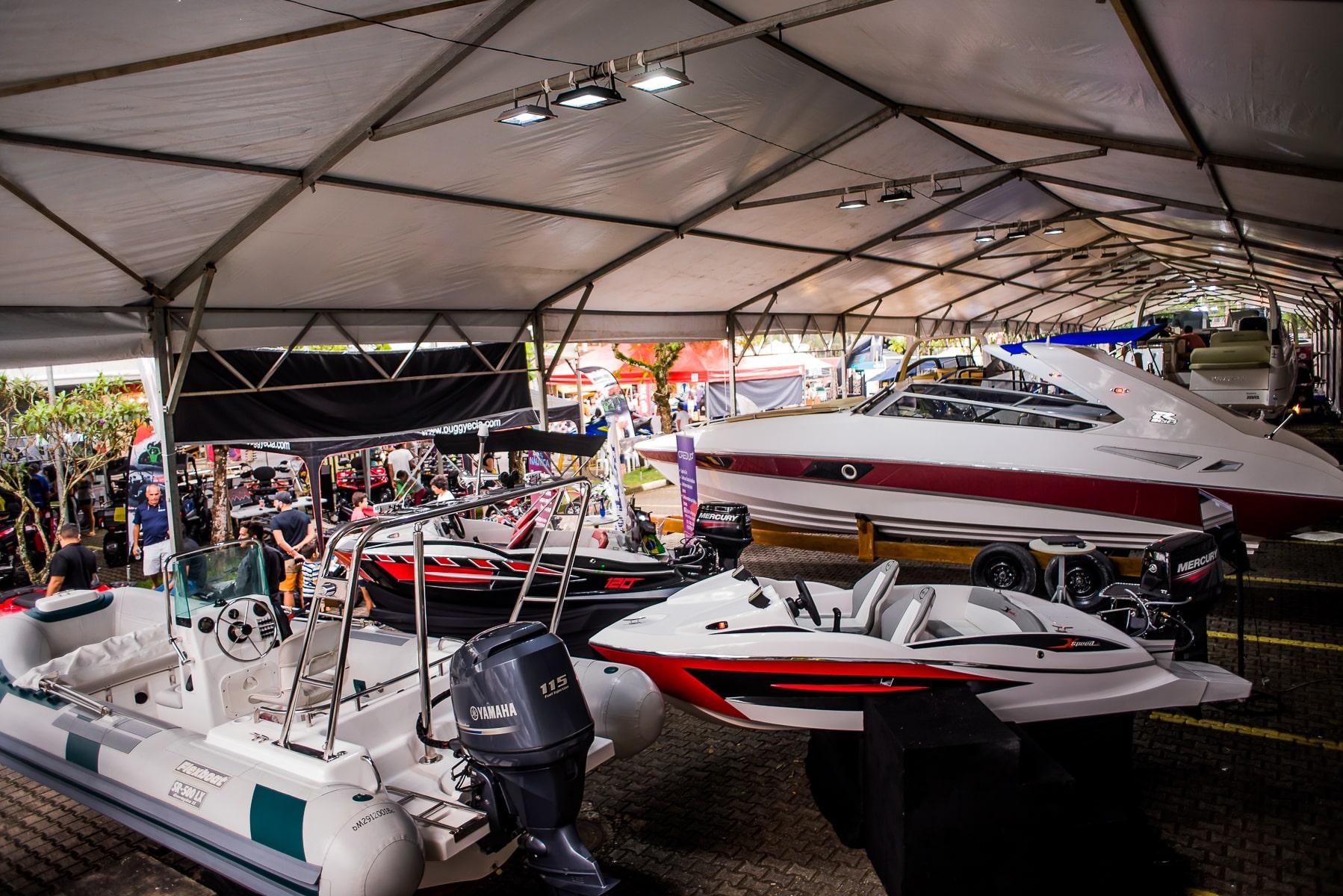 4o riviera boat week - boat shopping