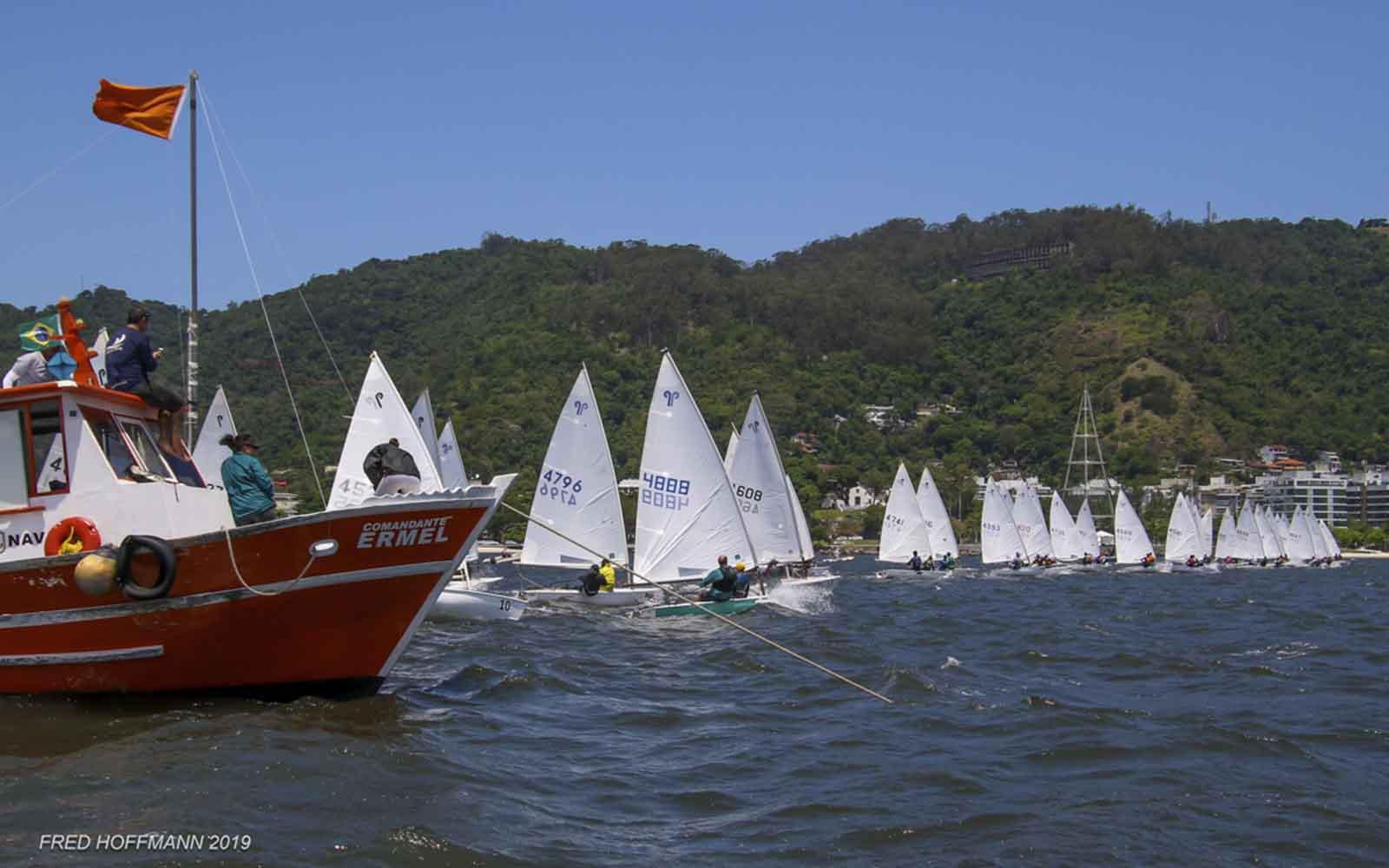 Geral do Brasileiro da Classe Dingue - boat shopping