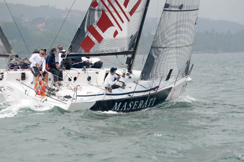 Kaikias Maserati (Aline Bassi Balaio de Ideias) - boat shopping