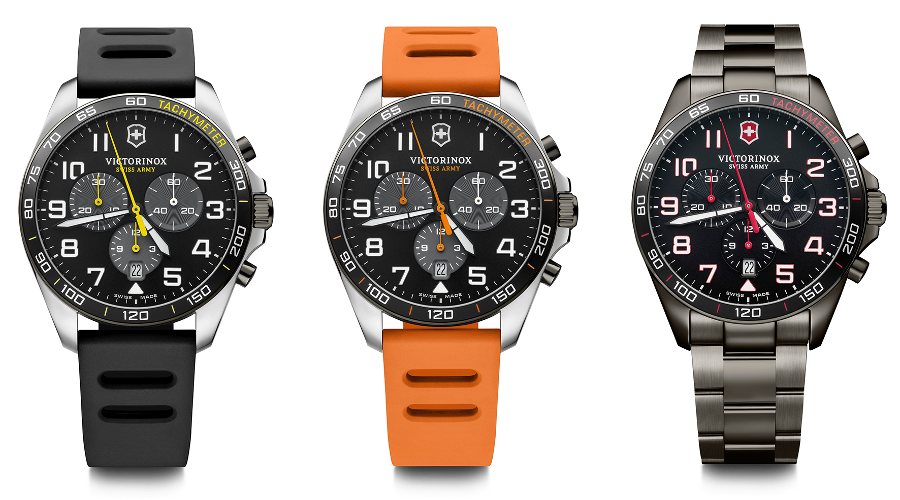 Linha Fieldforce Sport Chronograph Victorinox - boat shopping