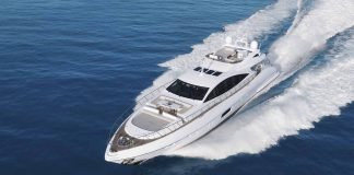 Mangusta 110 Maxi Open - boat shopping