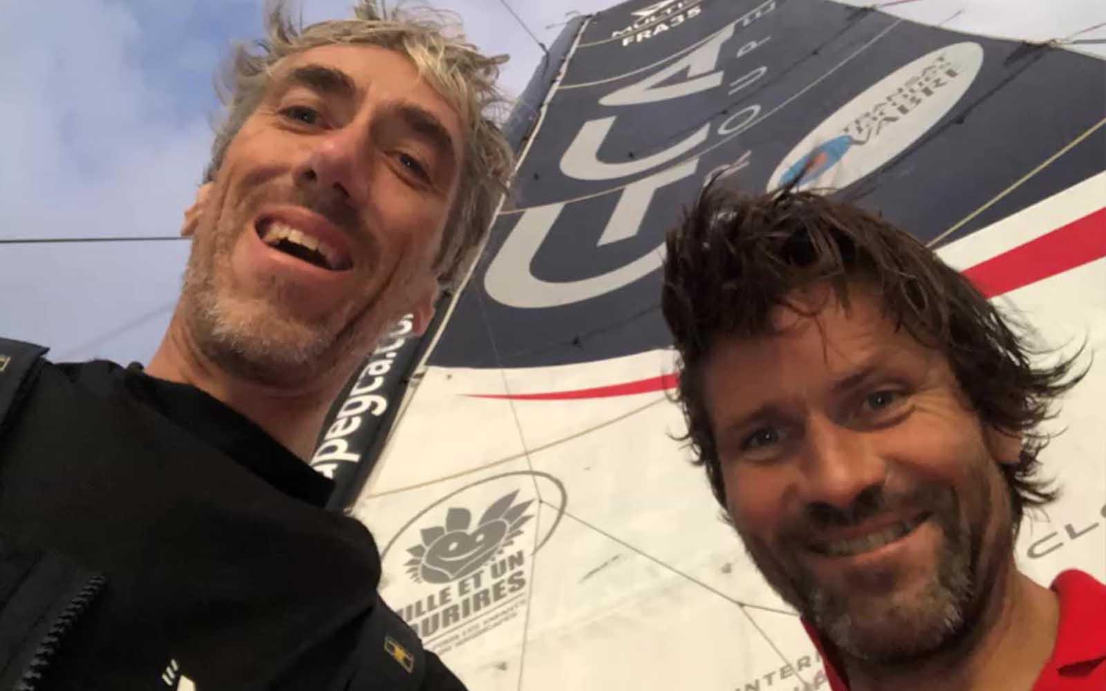 campeão da Transat Jacques Vabre - boat shopping